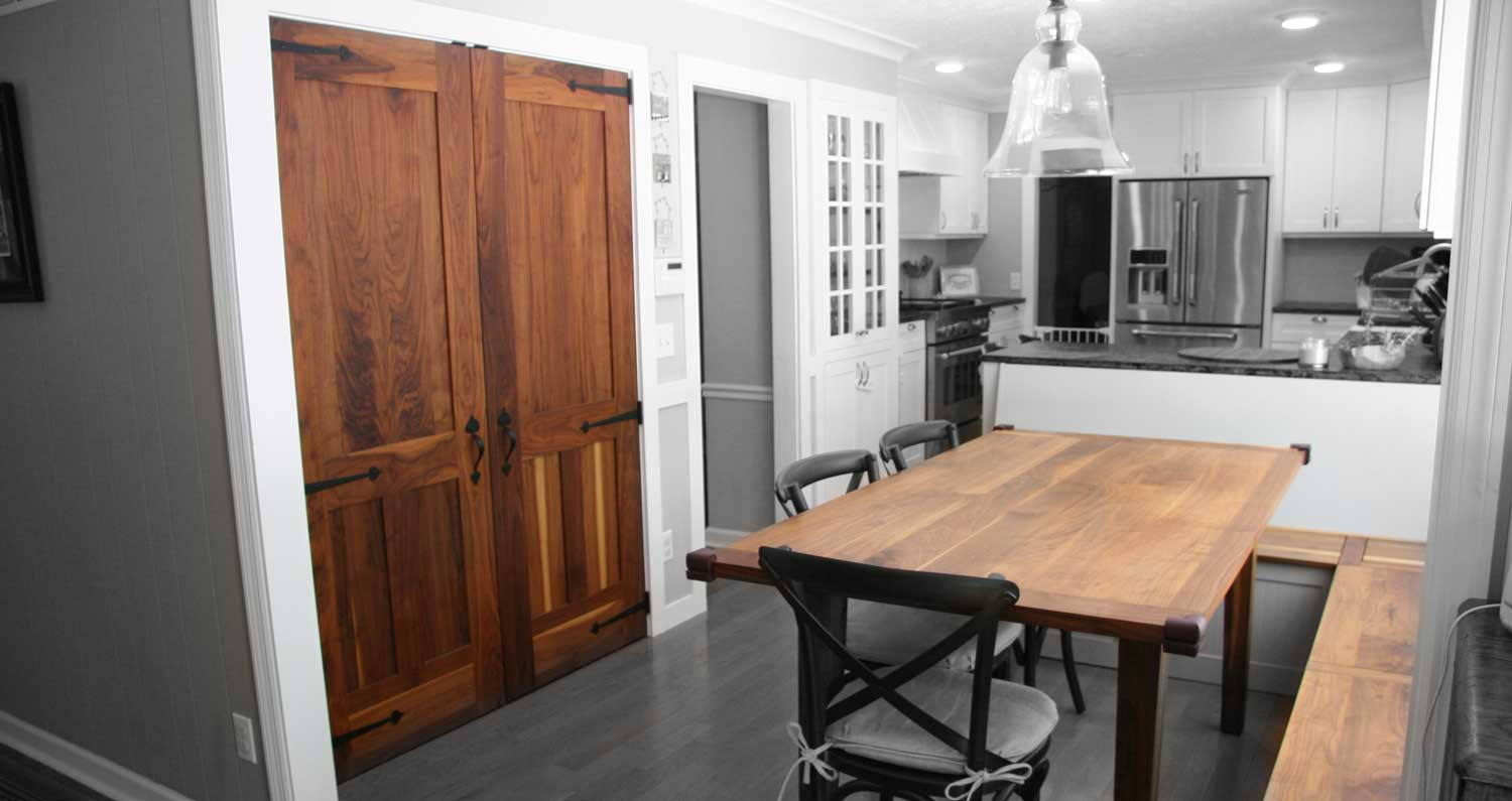 Finely Finished Woodworking - Custom Kitchen